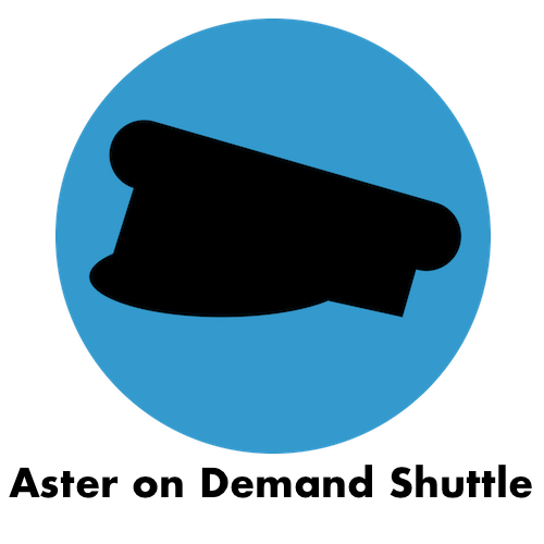 Aster On Demand Shuttle
