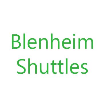 Blenheim Shuttles logo