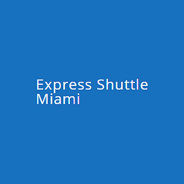 Express Shuttle Miami logo