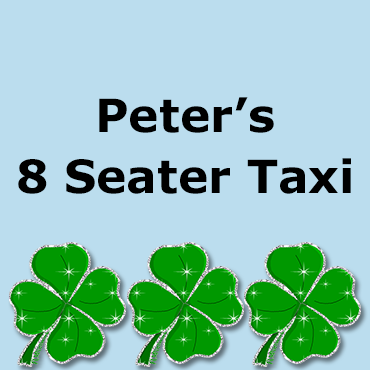 Peter 8 Seater Taxi logo