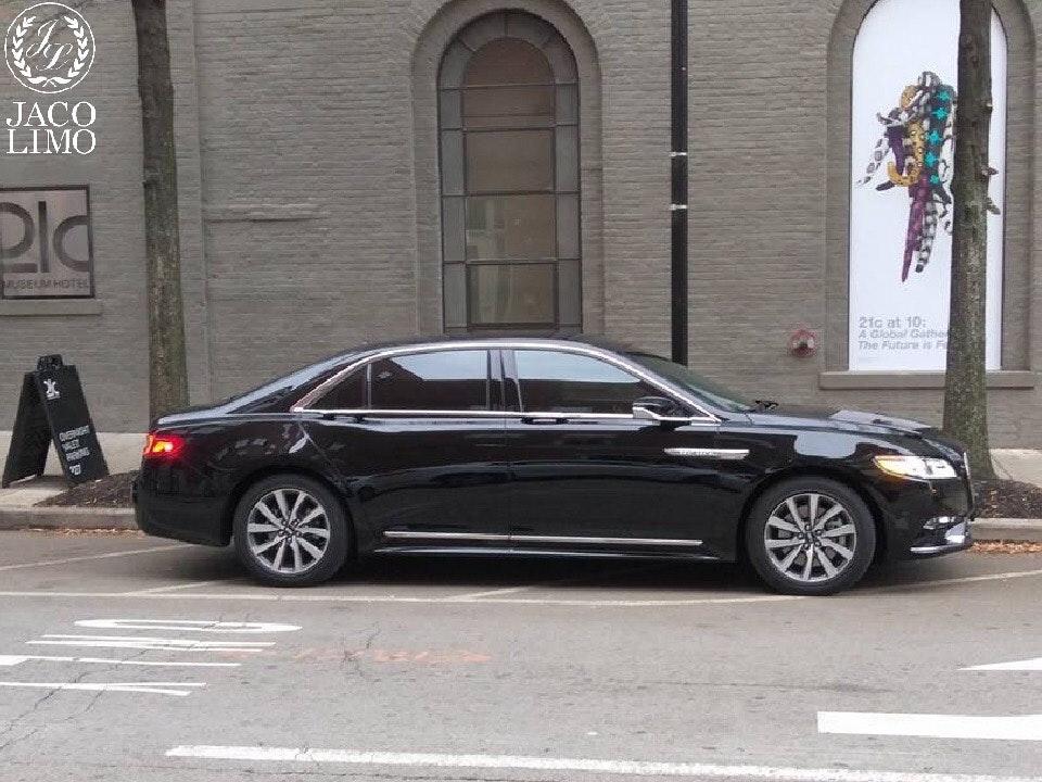 JACO Limousine & Transportation vehicle 1