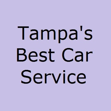 Tampa's Best Car Service logo