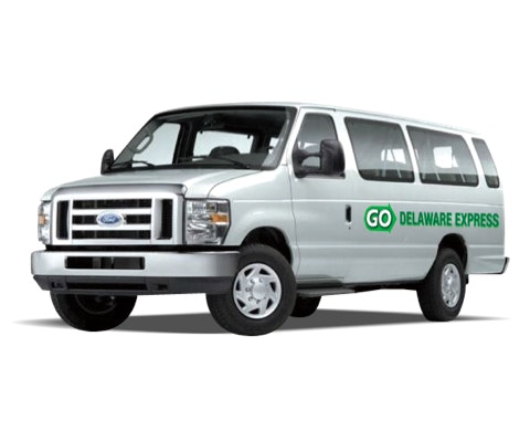 Go Delaware Express vehicle 1