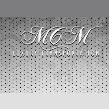 MCM Luxury Transportation logo