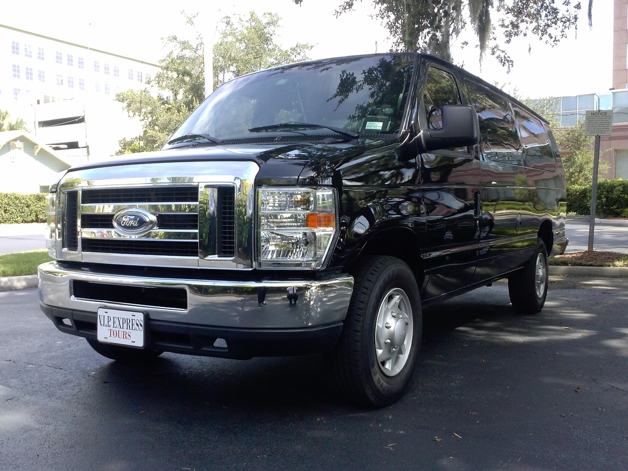 VIP Express Tours Transportation vehicle 1