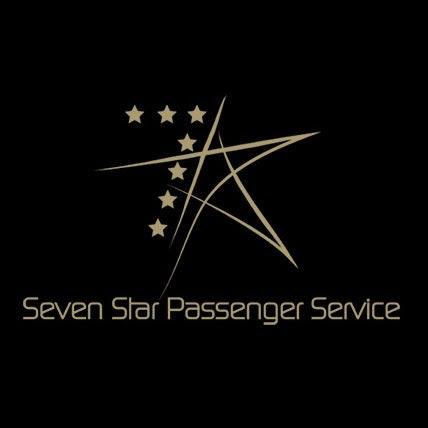 Seven Star Passenger Service logo