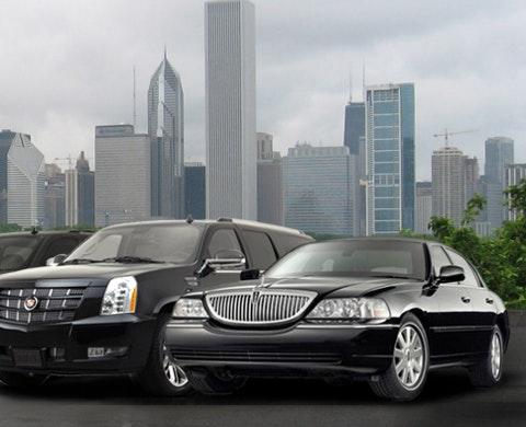 Chicago Coach Limousine vehicle 1