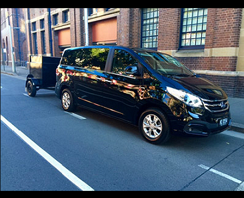 Unique Chauffeur Cars vehicle 1