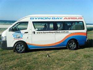 Byron Bay Airbus vehicle 1