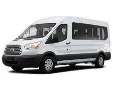 VIP Shuttle vehicle 1