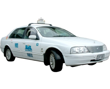 Porirua Taxis vehicle 1