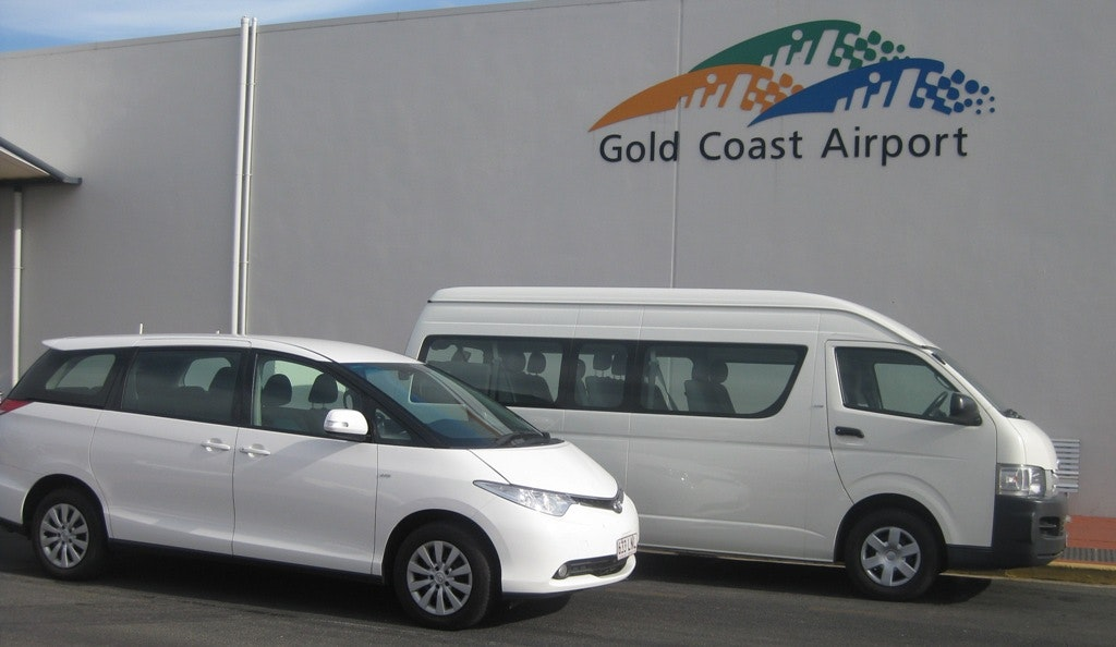 Gold Coast Shuttle vehicle 1