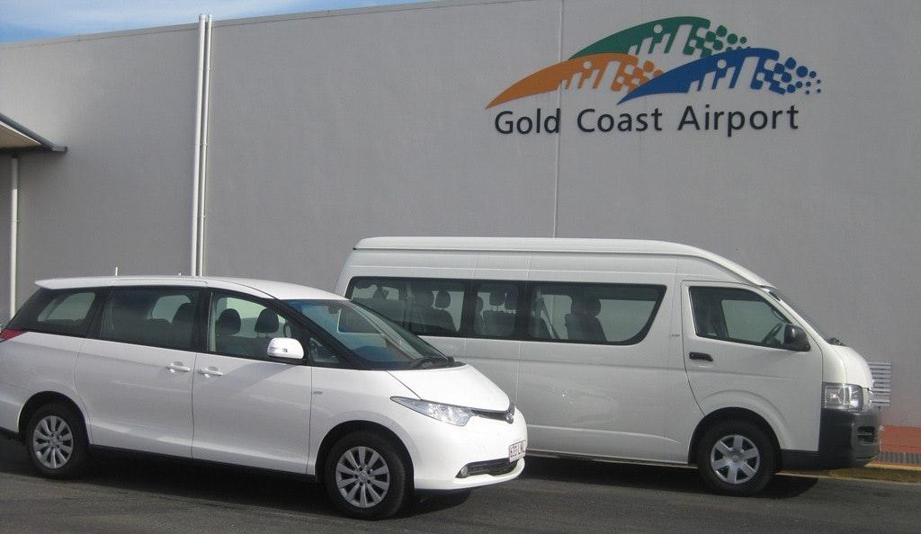 Gold Coast Shuttle vehicle 1