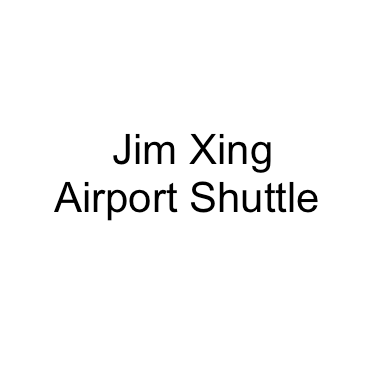 Jim Xing Airport Shuttle logo