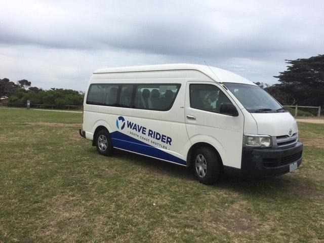 Wave Rider South Coast Shuttles vehicle 1