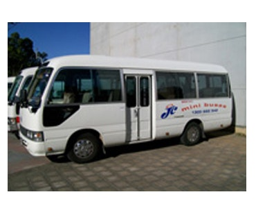 JC Mini Buses vehicle 1