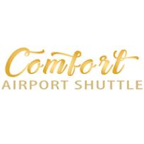 Comfort Airport Shuttle logo