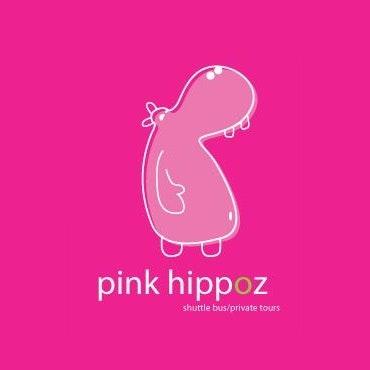 Pink Hippoz logo