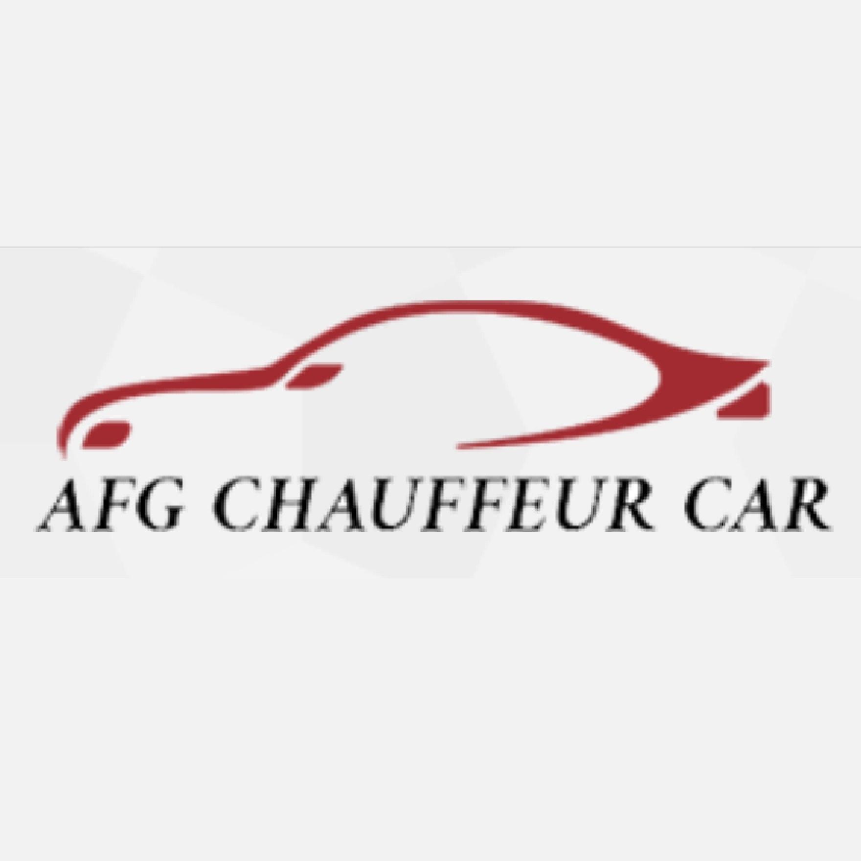 AFG CHAUFFEUR CAR logo