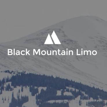 Black Mountain Limousine logo