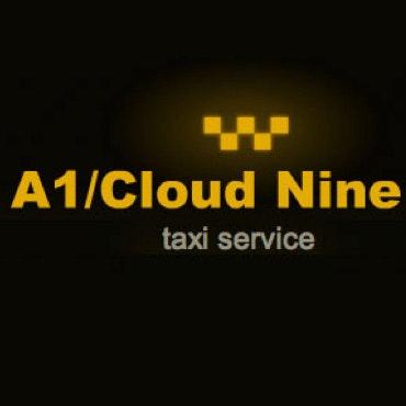 Cloud Nine Taxi logo
