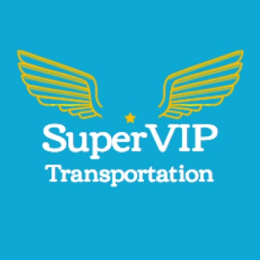 SuperVIP Transportation logo