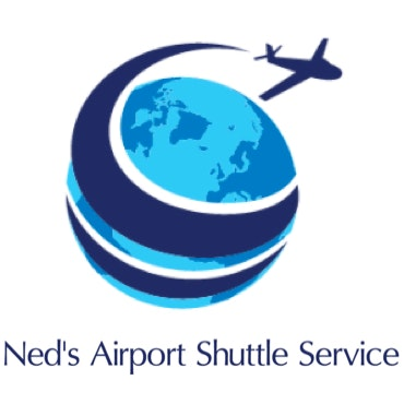Ned's Airport Shuttle Service logo