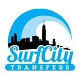 Surf City Transfers logo