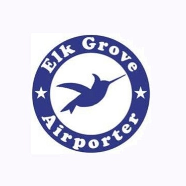 Elk Grove Airporter logo