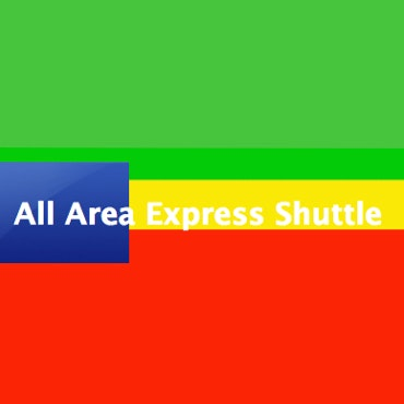 All Area Express Shuttle logo