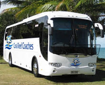Coral Reef Coaches vehicle 1
