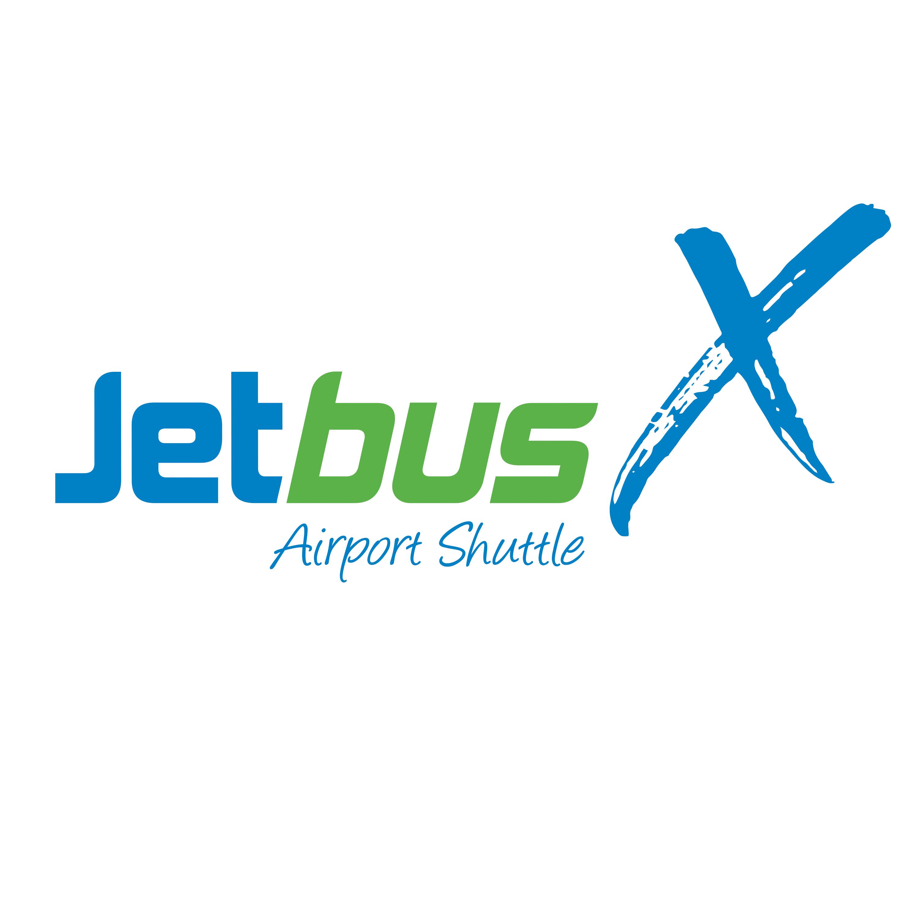 Jetbus X Airport Shuttle logo
