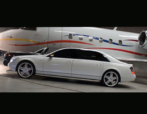 King Alex Limousine vehicle 1