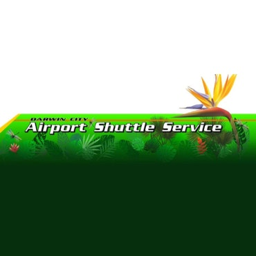 Darwin City Airport Shuttle Service logo