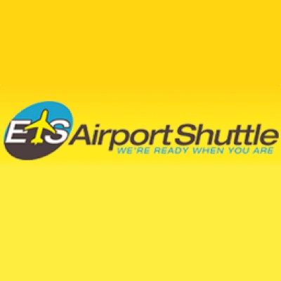 ETS Airport Shuttle logo