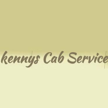Kenny's Cab Service logo
