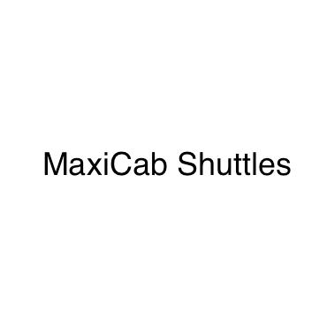 MaxiCab Shuttles logo