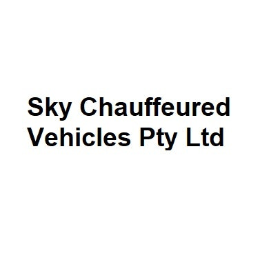 Sky Chauffeured Vehicles Pty Ltd logo