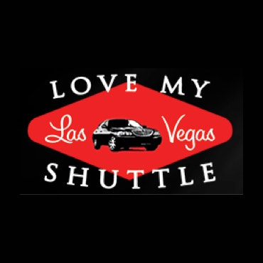 Love My Las Vegas Shuttle logo