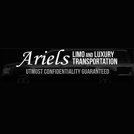 Ariel's Limo logo