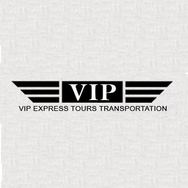 VIP Express Tours Transportation logo