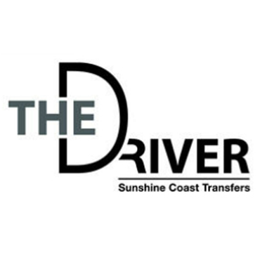 The Driver Sunshine Coast logo