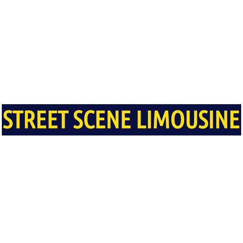 Street Scene Limousine