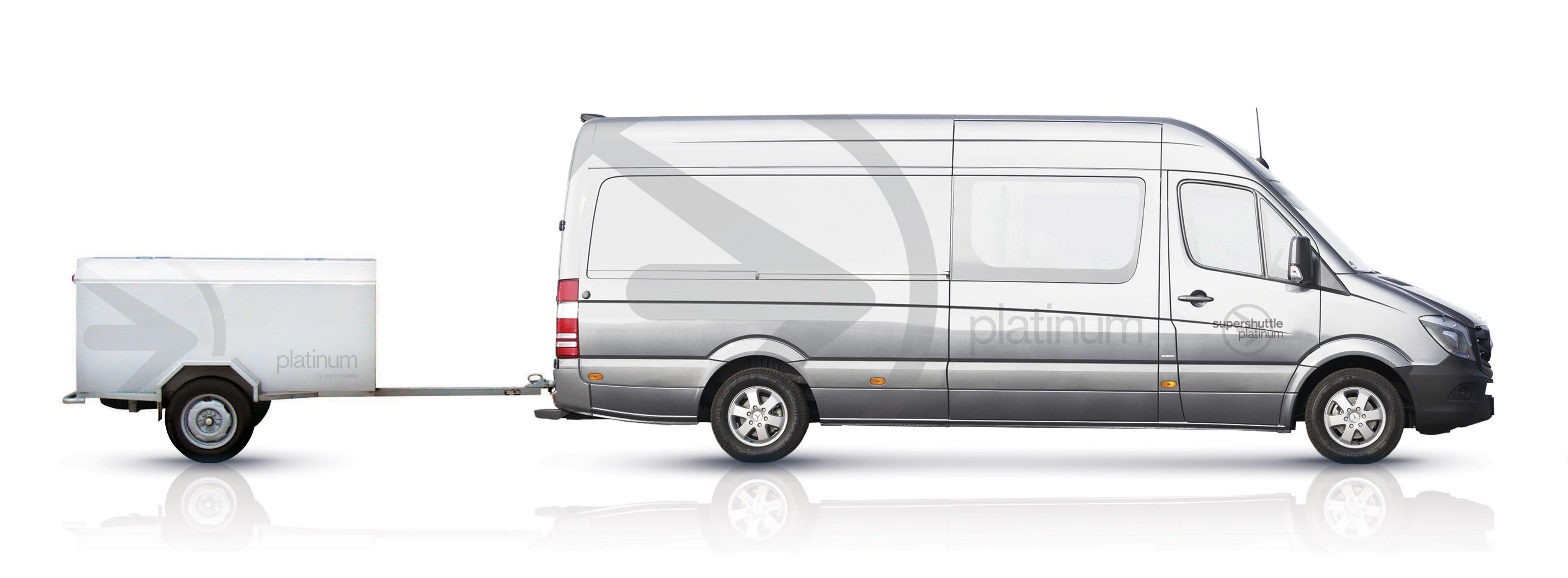 Platinum by Super Shuttle vehicle 1