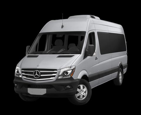 The DD Van Service vehicle 1