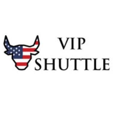 VIP Shuttle logo