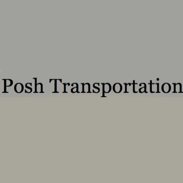 Posh Transportation logo