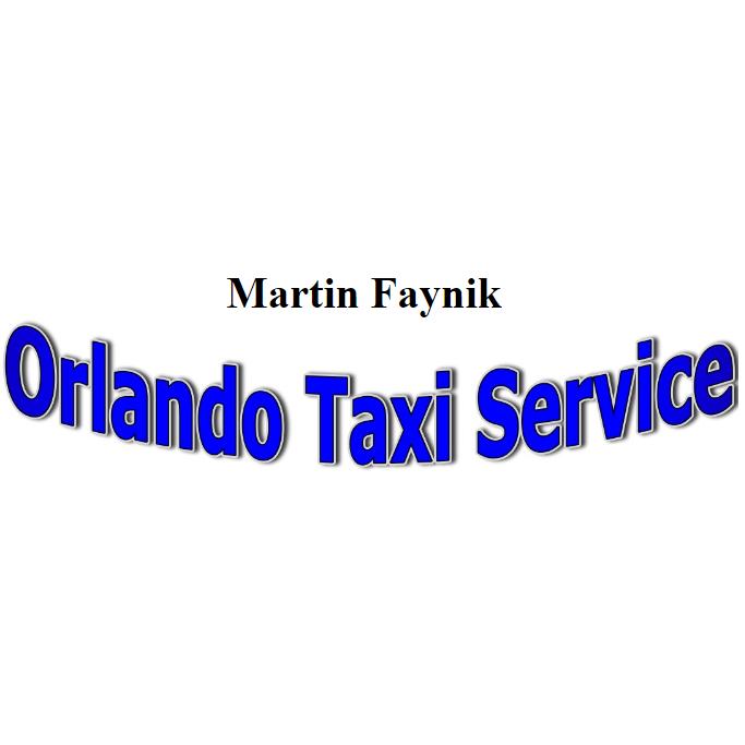 Martin Faynik Orlando Taxi Service logo