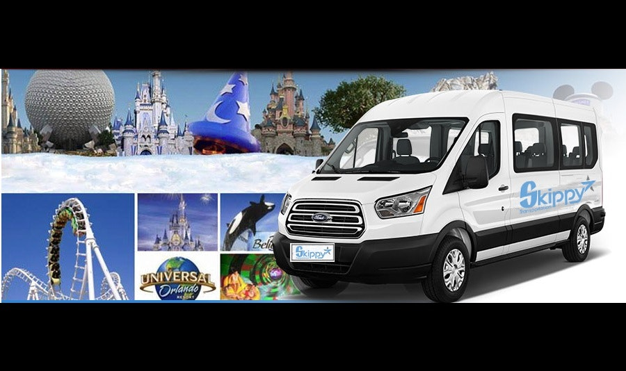 Skippy Transportation Inc vehicle 1