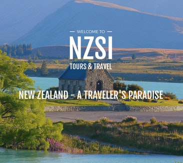 NZ SI Tours and Travel logo